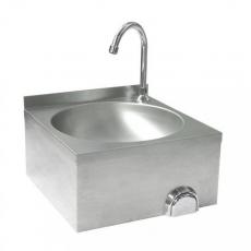 Umywalka kuchenna bezdotykowa<br />model: 810316<br />producent: Hendi