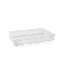 Pojemnik na ciasto do pizzy wys. 13 cm<br />model: 880920<br />producent: AmerBox