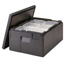 Pojemnik termoizolacyjny GoBox 50,5 l<br />model: EPPCB250<br />producent: Cambro