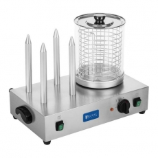 Podgrzewacz do parówek i bułek RCHW-2300<br />model: 10010161<br />producent: Royal Catering