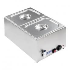 Bemar elektryczny stołowy z kranem RCBM-1/2-150A-GN<br />model: 10010188<br />producent: Royal Catering