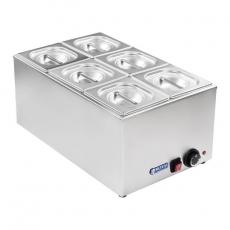 Bemar elektryczny stołowy RCBM-1/6-150-GN<br />model: 10010193<br />producent: Royal Catering