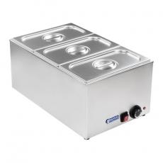 Bemar elektryczny stołowy RCBM-1/3-150-GN<br />model: 10010195<br />producent: Royal Catering