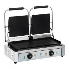 Grill kontaktowy podwójny RCKG- 3600-F<br />model: 10010335<br />producent: Royal Catering