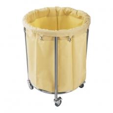 Wózek nierdzewny na pranie RCWW 2<br />model: 10010374<br />producent: Royal Catering