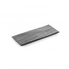 Płyta łupkowa Modern - listwa 25x10 cm<br />model: 423677<br />producent: Hendi