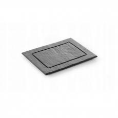 Płyta łupkowa Modern - talerz 25x15 cm<br />model: 423745<br />producent: Hendi