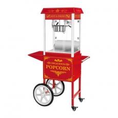 Maszyna do popcornu z wózkiem RCPW-16.3<br />model: 10010537<br />producent: Royal Catering