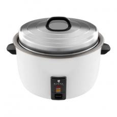 Urządzenie do gotowania ryżu RCRK-10A<br />model: 10010567<br />producent: Royal Catering