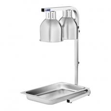 Lampa grzewcza do potraw RCWB-550I<br />model: 10010329<br />producent: Royal Catering
