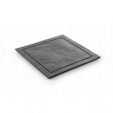 Płyta łupkowa Modern - talerz 30x30 cm<br />model: 423783<br />producent: Hendi