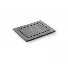 Płyta łupkowa Modern - talerz 35x15 cm<br />model: 423790<br />producent: Hendi