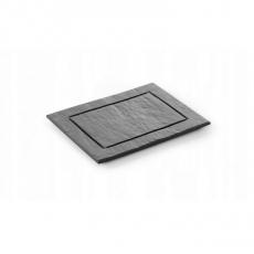 Płyta łupkowa Modern - talerz 40x20 cm<br />model: 423806<br />producent: Hendi