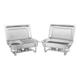 Podgrzewacz stołowy GN 1/1 RCCD-2.4GN-1 zestaw 2 szt. 10010880