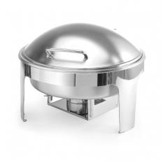 Podgrzewacz stołowy okrągły Profi Line<br />model: 470282<br />producent: Hendi