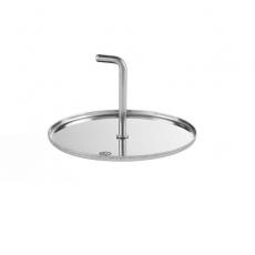 Dociskacz do pierścienia o średnicy śr. 8 cm<br />model: 512203<br />producent: Hendi