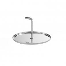 Dociskacz do pierścienia okrągłego, śr 10 cm<br />model: 512210<br />producent: Hendi