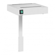 Lampa grzewcza do podgrzewacza frytek RCWG-1500-L<br />model: 10011010<br />producent: Royal Catering