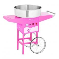 Maszyna do waty cukrowej z wózkiem RCZC-1200-P<br />model: 10011085<br />producent: Royal Catering