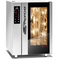 Piec konwekcyjno-parowy elektryczny ProfiChef Delta 11 GN 1/1<br />model: PCD 11011/W<br />producent: ProfiChef