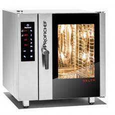 Piec konwekcyjno-parowy elektryczny ProfiChef Delta 7 GN 1/1<br />model: PCD 11007/W<br />producent: ProfiChef