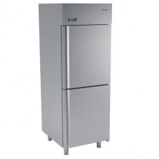 Szafa chłodniczo-mroźnicza nierdzewna DM-92110<br />model: DM-92110/E153<br />producent: Dora Metal