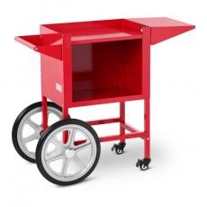 Wózek do maszyn do popcornu<br />model: 10011138<br />producent: Royal Catering