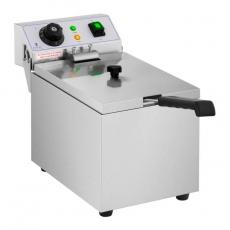 Frytownica elektryczna poj. 8 l RCEF 08EB<br />model: 10011141<br />producent: Royal Catering
