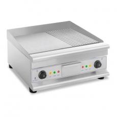 Płyta grillowa elektryczna RCG-60GB<br />model: 10011175<br />producent: Royal Catering