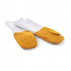 Rękawice ochronne skórzane<br />model: 556658<br />producent: Hendi