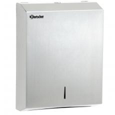 Podajnik ręczników papierowych naścienny| BARTSCHER 850006<br />model: 850006/W<br />producent: Bartscher