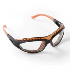 Okulary ochronne<br />model: 570906<br />producent: Hendi