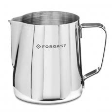 Dzbanek stalowy do spieniania mleka poj. 0,35 l<br />model: FG11020<br />producent: Forgast