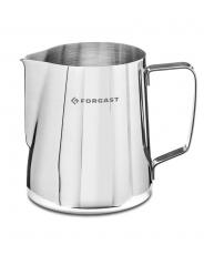 Dzbanek stalowy do spieniania mleka poj. 0,6 l<br />model: FG11021<br />producent: Forgast