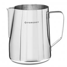 Dzbanek stalowy do spieniania mleka poj. 1 l<br />model: FG11022<br />producent: Forgast
