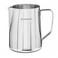 Dzbanek stalowy do spieniania mleka poj. 2 l<br />model: FG11024<br />producent: Forgast