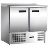 Stół chłodniczy 2-drzwiowy EKO z agregatem na dole 842029