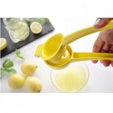 Wyciskarka do cytryn - żółta<br />model: 592052<br />producent: Hendi