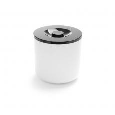 Pojemnik do lodu 5 l - biały<br />model: 594742<br />producent: Hendi