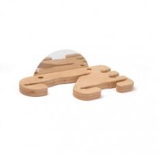 Wieszak na łopaty i szczotki do pizzy - drewniany<br />model: 617755<br />producent: Hendi