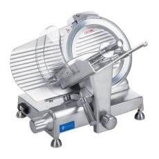 Krajalnica elektryczna do wędlin RCAM 250EXPERT<br />model: 10010173/W<br />producent: Royal Catering