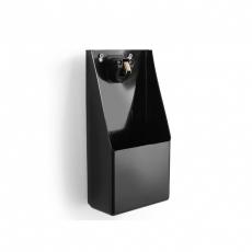 Otwieracz do butelek z pojemnikiem na kapsle<br />model: 643914<br />producent: Hendi