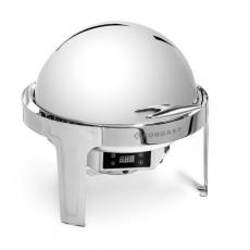 Podgrzewacz stołowy elektryczny okrągły roll-top Forgast<br />model: FG03112<br />producent: Forgast