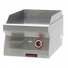 Płyta grillowa elektryczna   KROMET 700.PBE-400G-C<br />model: 700.PBE-400G-C.A/W<br />producent: Kromet