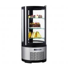 Witryna ekspozycyjna chłodnicza - okrągła<br />model: 852160<br />producent: Stalgast