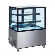 Witryna ekspozycyjna - 300 l<br />model: 852130<br />producent: Stalgast