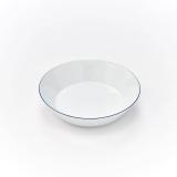 Talerz głęboki porcelanowy BISTRO - śr. 19 cm - 395982