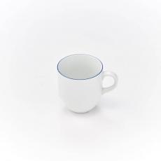 Kubek porcelanowy BISTRO - 260 ml<br />model: 395987<br />producent: Karolina