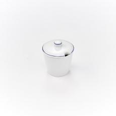 Cukiernica porcelanowa BISTRO - 200 ml<br />model: 395983<br />producent: Karolina