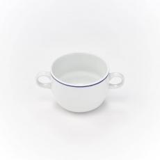 Bulionówka porcelanowa KONESER - 315 ml<br />model: 395975<br />producent: Karolina
